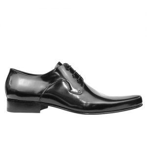 415 scarpa stringata da cerimonia profilo