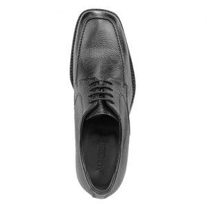416 scarpa comoda stringata cervo nero sopra