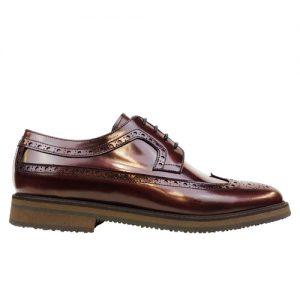 453 scarpa extralight spazzolato bordo profilo