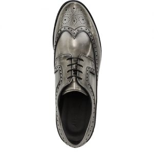 453 scarpa extralight spazzolato grigio sopra