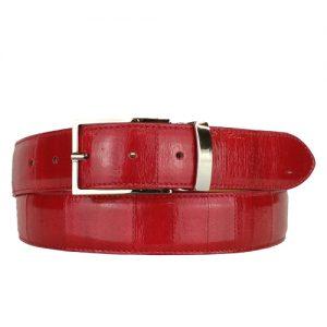 cintura canguro rosso