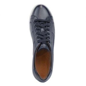 scarpa sportiva maranello blu sopra