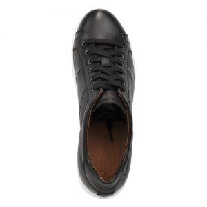 scarpa sportiva maranello nero fondo bianco sopra