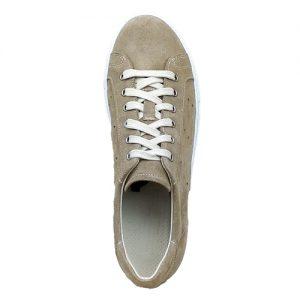 982 sneakers camoscio nocciola sopra