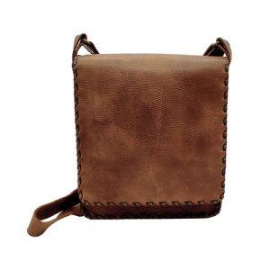 borsa tracolla marrone 2